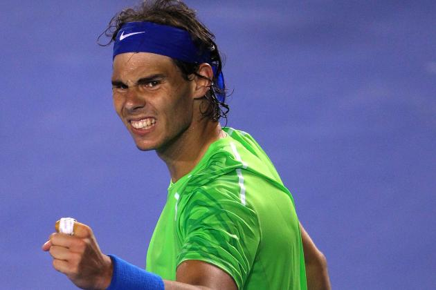 Australian Open Semis: Rafa Rocks; Roger Can Still Take Heart