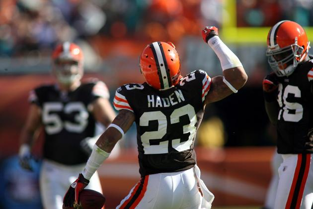 Vikings and Browns Trade: Joe Haden for Pick to Take Robert Griffin III?
