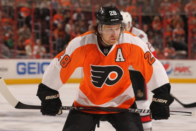 Claude Giroux: The Future Captain of the Philadelphia Flyers