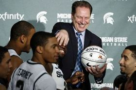 Tom Izzo Enters Legendary Status with Win No. 400 in the Big Ten