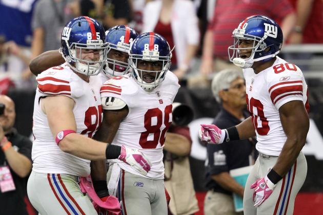 Giants vs Patriots: Breaking Down New York's WRs vs. New England's DBs