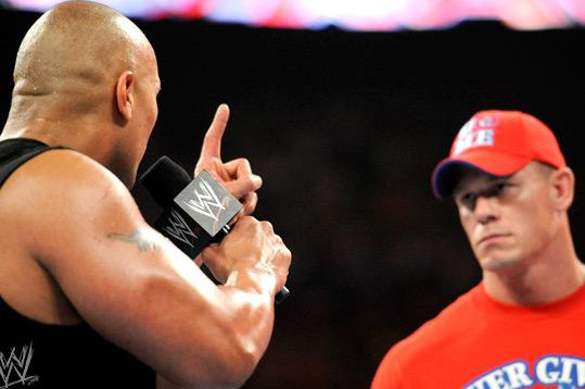 WWE: With Rock and Cena, Have WWE Booked Themselves into a Corner?