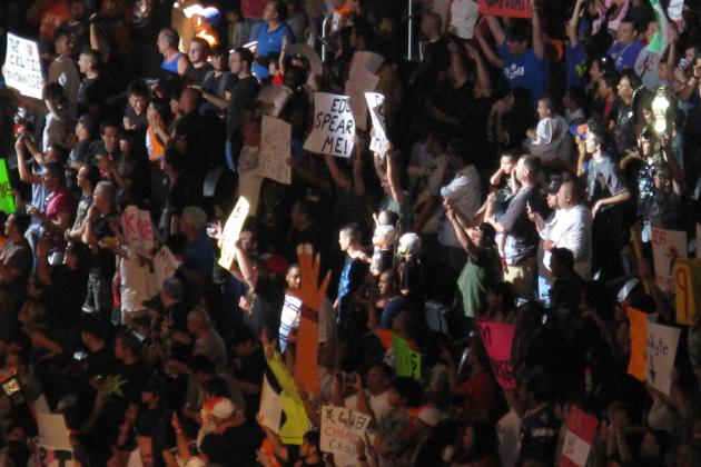 WWE News: Breakdown of Ages of WWE Audience Illustrates Interesting Trend