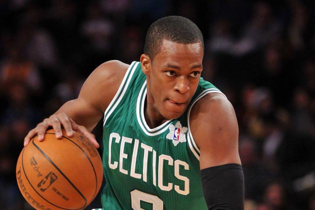 Rajon Rondo Is the Boston Celtics' Most Valuable Player