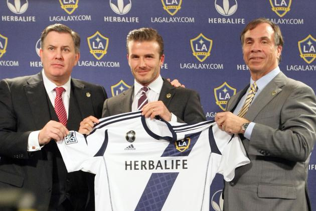 Los Angeles Galaxy: Ins and Outs, January 26, 2012