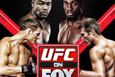 UFC on FOX 2 Preview: Why Rashad Evans vs. Phil Davis Has Huge Significance