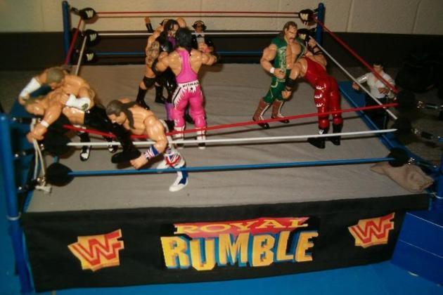 WWE Royal Rumble 2012: 100 Facts and Figures WWE May Not Tell You