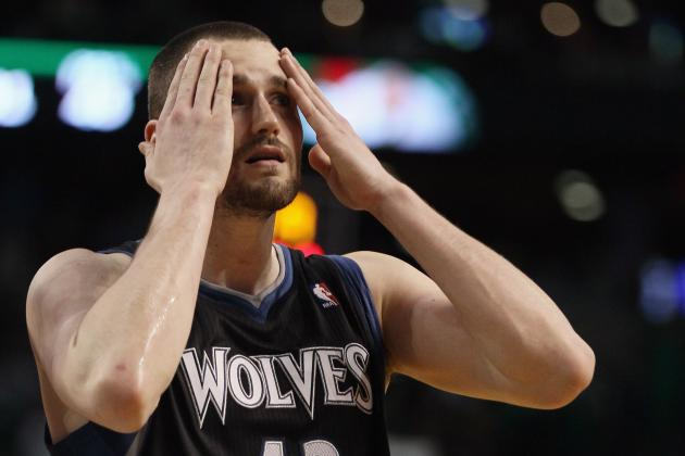 Kevin Love Deal Is the Worst in Recent Memory