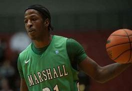 Marshall's Coleman Dismissed from Team