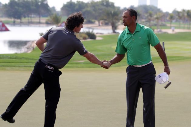 Abu Dhabi HSBC Championship Live Blog: Tracking Tiger Woods & Rory McIlroy