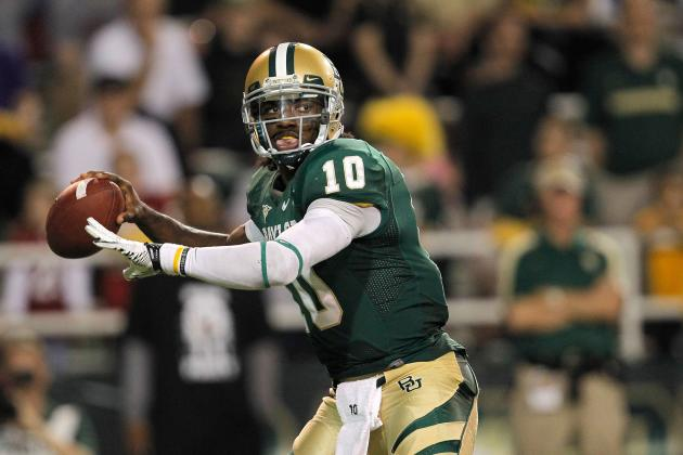 2012 NFL Draft: Washington Redskins Have to Trade Up to Draft Robert Griffin III