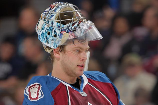 "Varlamov on Losing Avs Starting Gig: ""It's Going to Be Tough"""