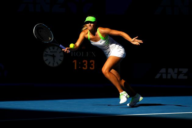 Sharapova vs. Kvitova: Experience Holds Serve over Youth at Australian Open