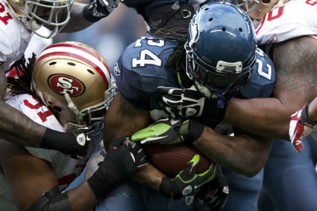 2012 NFL Free Agents: Could Seattle Seahawks Lose RB Marshawn Lynch?