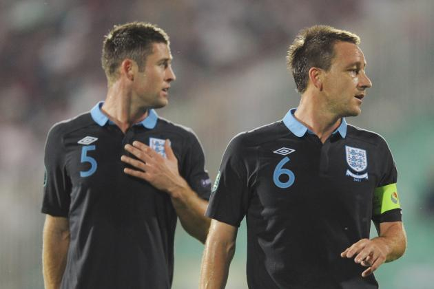 Gary Cahill: Why Chelsea's New Signing Should Partner John Terry in Euro 2012