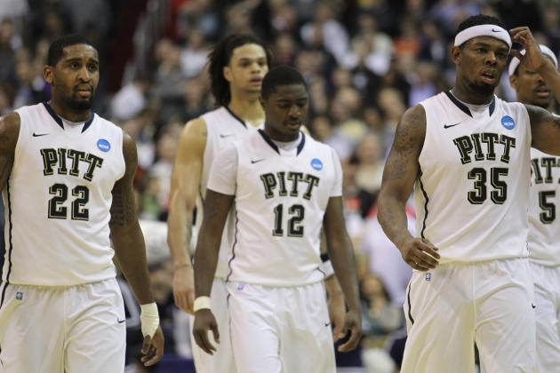 Pitt Basketball: Panthers Hit Rock Bottom During Big East Play