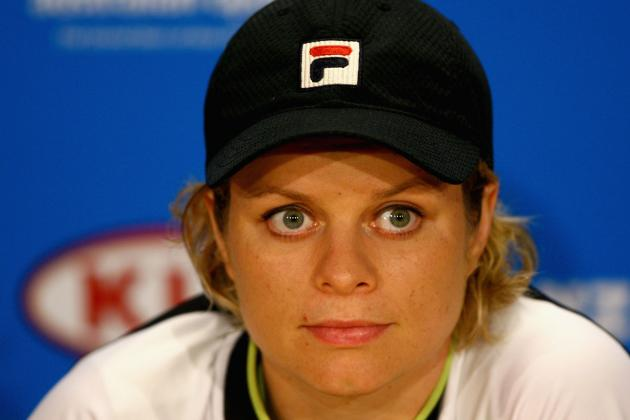 Clijsters vs. Azarenka: Loss Likely Ends Clijsters' Career at Aussie Open