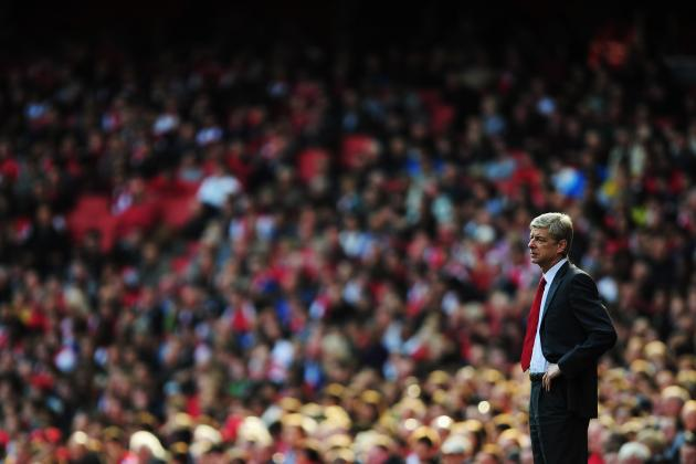 Arsene Wenger: Arsenal Boss Faces International Pressure to Quit Gunners
