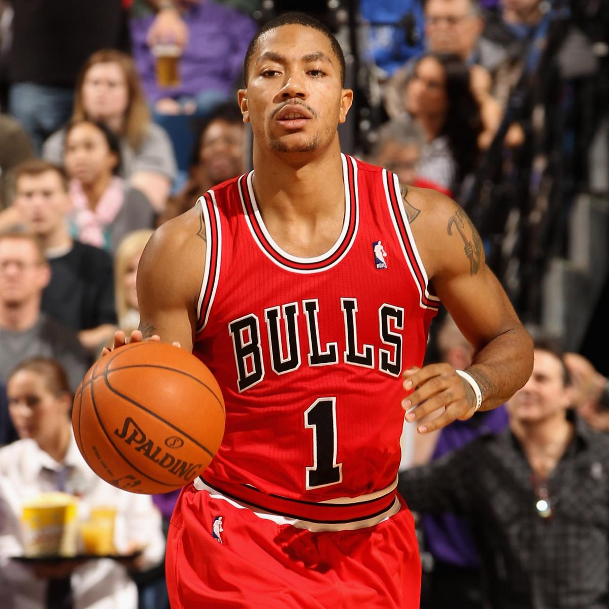 NBA MVP Derrick Rose: 'I'm Not Scared Of Any Point Guard