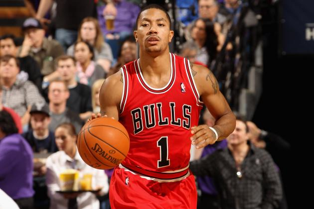 NBA MVP Derrick Rose: 'I'm Not Scared of Any Point Guard in the League'