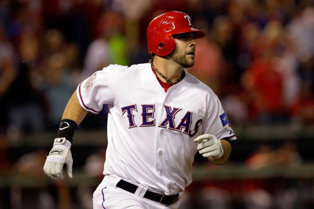 2012 Fantasy Baseball Sleeper First Basemen: Mitch Moreland
