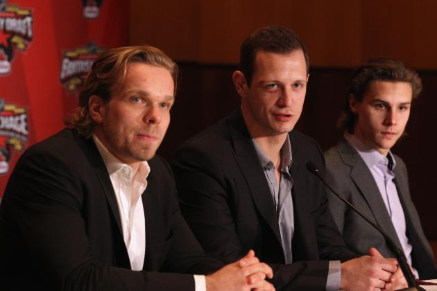 NHL All-Star Weekend 2012: Fantasy Draft, Super Skills, and All-Star Game