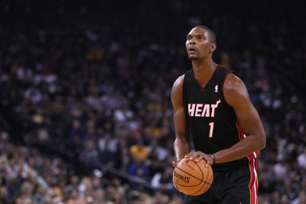 Miami Heat: Why Chris Bosh Deserves More Touches on Offense