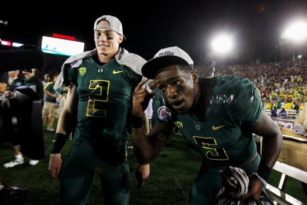 Oregon Ducks 2012: Looking to the Future with Bryan Bennett