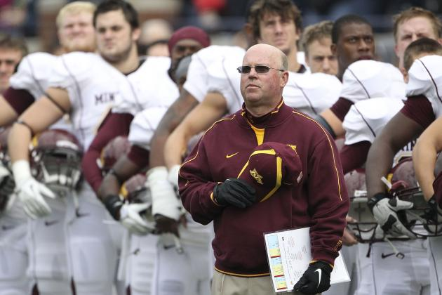 Was Jerry Kill's First Season as a Gopher a Success?