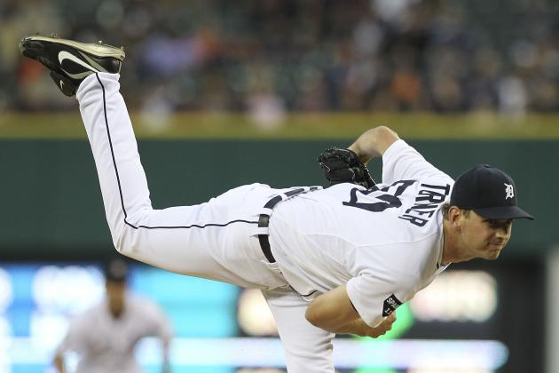 Detroit Tigers: The Franchise's Top 5 Prospects of 2012