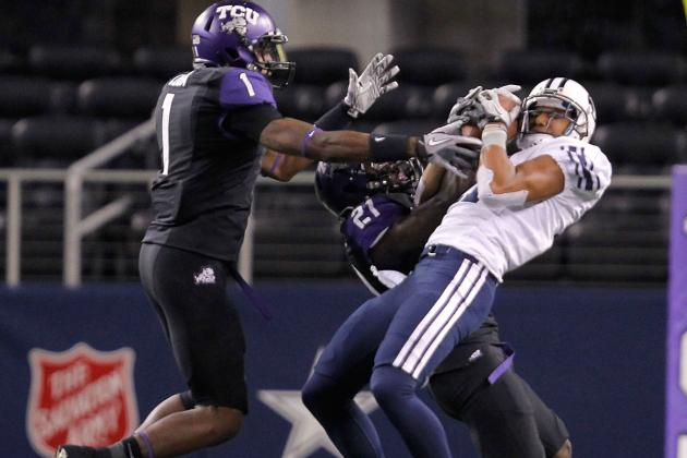 BYU Football 2011 Offensive Report Card:  Wide Receivers and Tight Ends