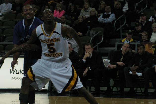 Norse vs. Panthers: Kentucky Wesleyan Hands Northern Kentucky First Home Loss