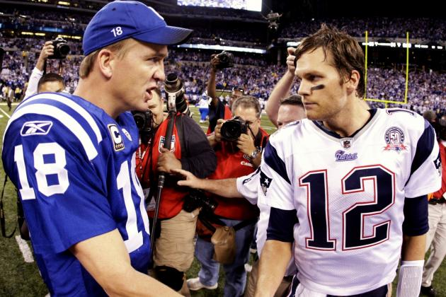 New England Patriots Look To Conquer the Demons of Peyton Manning and the Colts