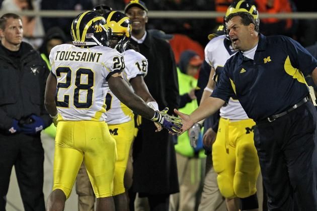 Michigan Football Recruiting: Battle with OSU Sizzles as 2012 Signing Day Nears