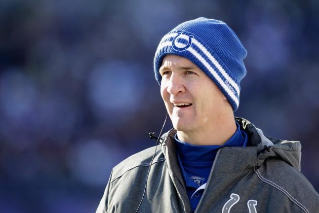 Peyton Manning Trade Rumors: Colts Would Be Foolish to Simply Release No. 18
