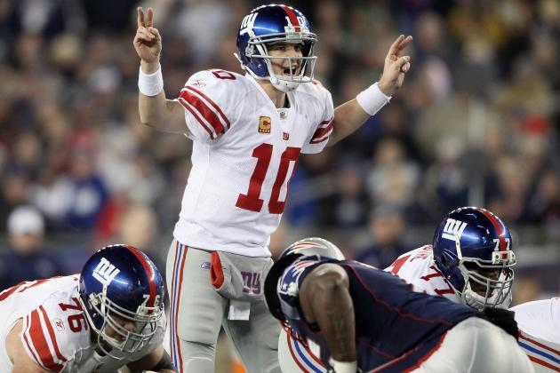 Giants vs. Patriots: Early Score, Stat Predictions for Super Bowl XLVI
