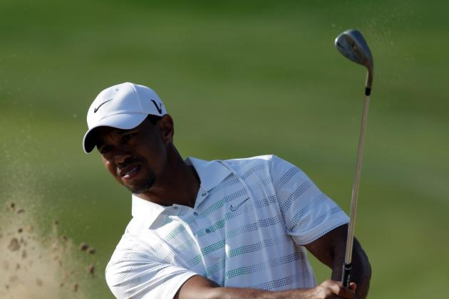 Abu Dhabi HSBC Championship: Tiger Woods Looking Strong for the Weekend