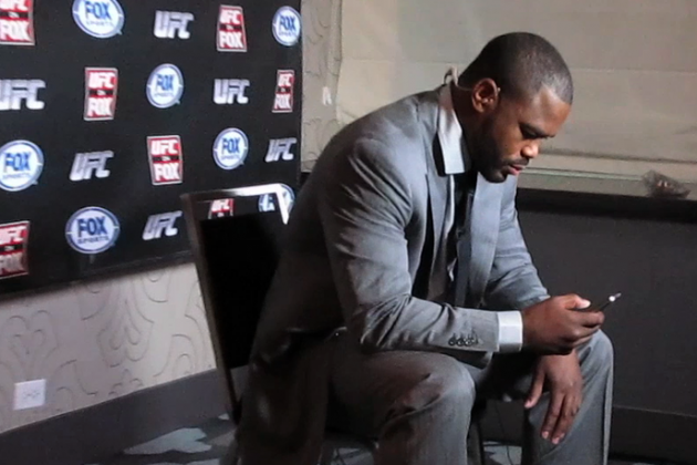 UFC on Fox: A Day in the Life of Superstar Fighter Rashad Evans