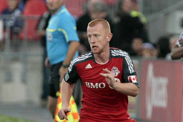 MLS Signing: Toronto FC Make Eckersley Move Permanent