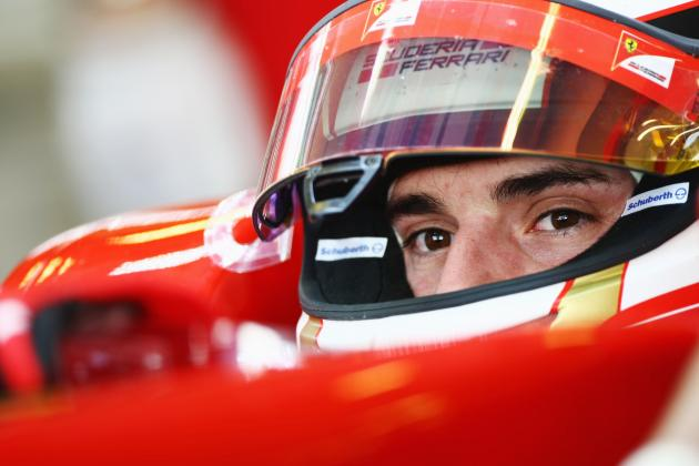 F1 2012: Jules Bianchi Confirmed as Force India Reserve Driver
