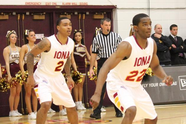 Iona Basketball: Gaels Seek to Rebound at Fairfield and St. Peter's
