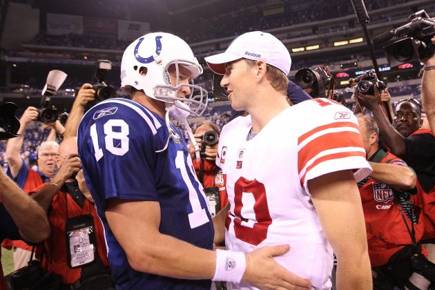 Super Bowl 2012: Who's Top Manning If Eli Wins Super Bowl XLVI?