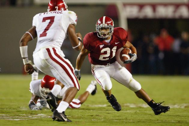 Learning the ABCs of Alabama Crimson Tide Football: