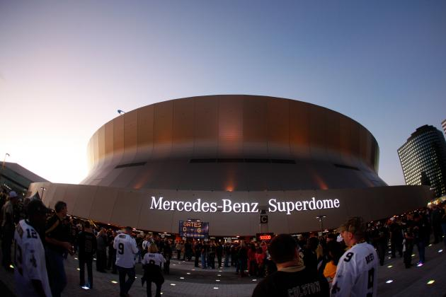 Super Bowl 2012: Power Ranking Future Locations for Biggest Game