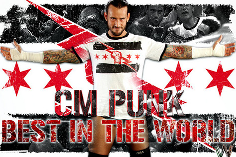 WWE Champion CM Punk Talks UFC Connection, Interest in a Fight and Much More