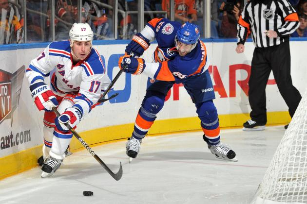 Brandon Dubinsky: The Most Underrated Player on the New York Rangers