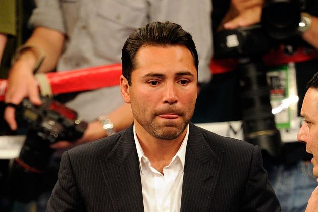 Golden Boy Oscar De La Hoya's Haunting Past Surfaces as Another Lawsuit's Filed