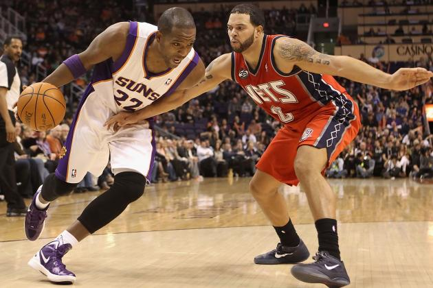 Michael Redd a Non-Factor for Phoenix Suns so Far This Season