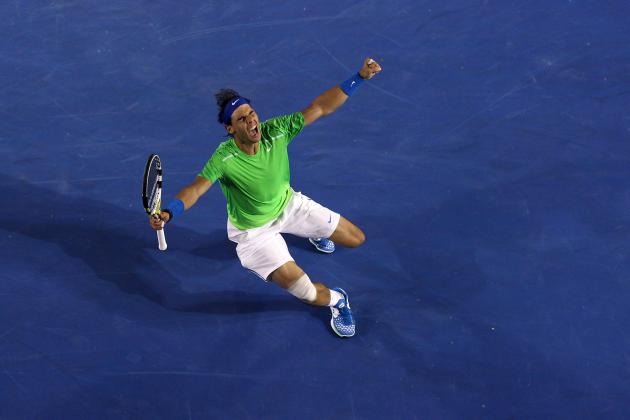 Australian Open 2012 TV Schedule: Rafa Nadal Will End Losing Streak vs. Djokovic