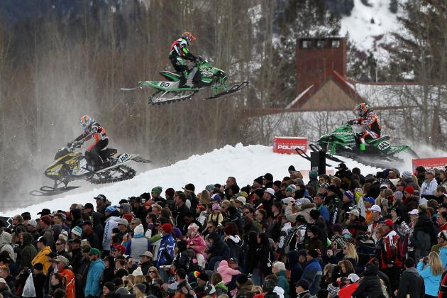 Winter X Games 16: Event Right to Search for International Sites